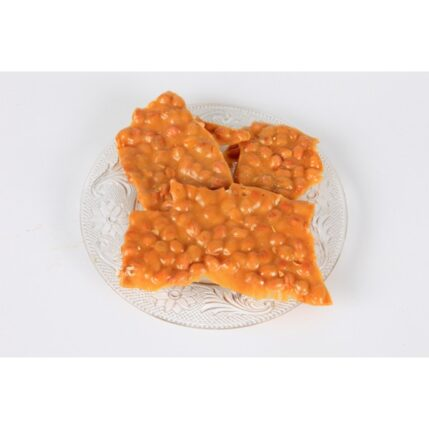 Muth's Old Fashion Hand Stretched Peanut Brittle