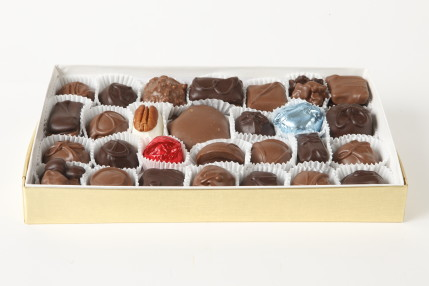 Muth's Deluxe Chocolates Assortment