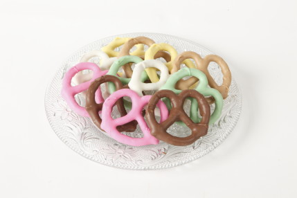 Perfectly Dipped Pretzels