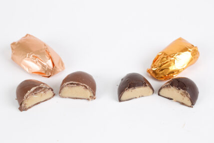 Chocolate Covered Peanut Butter Cream Egg